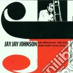 Jay Jay Johnson - The Eminent Vol 1 cd musicale di J.j. Johnson