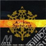 Arabian sensations cd musicale di C.nasro/c.hasni/c.kh