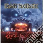 ROCK IN RIO (2CD) cd musicale di IRON MAIDEN