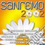 SANREMO 2002 cd musicale di ARTISTI VARI
