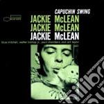 Jackie Mclean - Capuchin Swing cd musicale di Jackie Mclean