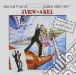 John Barry - 007 - A View To A Kill cd musicale di John Barry