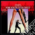 Bill Conti - 007 - For Your Eyes Only cd musicale di Bill Conti
