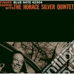 Horace Silver - Finger Poppin' cd musicale di Horace Silver