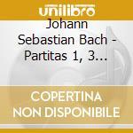 Bach - Anderszewski Piotr - Bach: Partitas 1, 3 & 6 cd musicale di Piotr Anderszewski