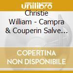 SALVE REGINA (PETITS MOTETS) cd musicale di William Christie
