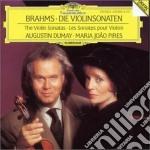 Brahms - Capucon Renaud - Sonate Per Violino cd musicale di Renaud Capucon