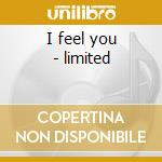 I feel you - limited cd musicale di Depeche Mode