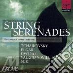 Serenata per archi cd musicale di Christo Warren-green