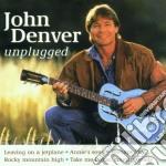Unplugged cd musicale di John Denver