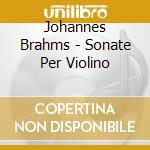 VIOLIN SONATAS NOS.1 & 3 cd musicale di Itzhak Perlman