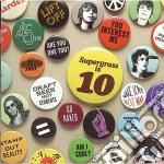 Supergrass - Supergrass Is 10 - The Best Of 94-04 cd musicale di SUPERGRASS