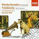 SCHEHERAZADE cd musicale di Riccardo Muti