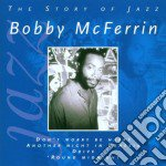 THE STORY OF JAZZ cd musicale di MCFERRIN BOBBY