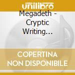 CRYPTIC WR./Remastered+bonus track cd musicale di MEGADETH