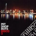 DISCO 3 cd musicale di PET SHOP BOYS