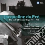 THE EARLY RECORDINGS 1961-1965            cd musicale di Du prÈ jacqueline