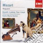 Mozart Wolfgang Amadeus - Giulini Carlo Maria - Requiem In Re Minore K626 cd musicale di GIULINI CARLO MARIA
