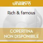 Rich & famous cd musicale di Squad Vice