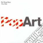 POPART - THE HITS cd musicale di PET SHOP BOYS