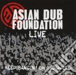 Asian Dub Foundation - Live cd musicale di ASIAN DUB FOUNDATION