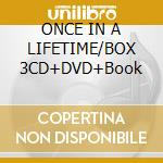 ONCE IN A LIFETIME/BOX 3CD+DVD+Book cd musicale di TALKING HEADS