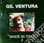 MADE IN ITALY cd musicale di VENTURA GIL