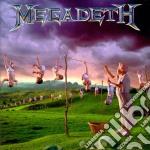 Megadeth - Youthanasia cd musicale di MEGADETH