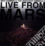 (LP VINILE) LIVE ON MARS (LIVE ALBUM) lp vinile di Ben Harper