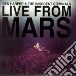 LIVE FROM MARS (2CD) cd musicale di HARPER BEN
