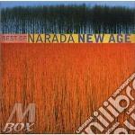 BEST OF NARADA NEW AGE (2CDx1) cd musicale di ARTISTI VARI