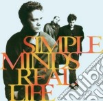 Simple Minds - Real Life cd musicale di Minds Simple