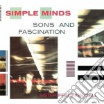Simple Minds - Sons And Fascination cd musicale di Minds Simple