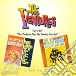 Let go/play country clas. - ventures cd musicale di Ventures The