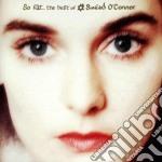 Sinead O'Connor - So Far...the Best Of cd musicale di Sinead O'connor