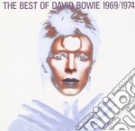 David Bowie - The Best Of 1969/1974 cd musicale di BOWIE DAVID