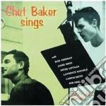Chet Baker - Chet Baker Sings cd musicale di Chet Baker