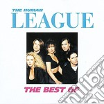 THE BEST OF cd musicale di HUMAN LEAGUE