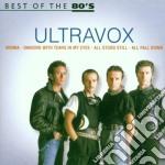 Ultravox - Best Of The 80's cd musicale di ULTRAVOX