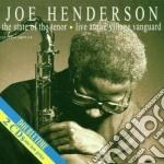 THE STATE OF THE TENOR cd musicale di Joe Henderson
