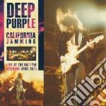 CALIFORNIA JAMMING cd musicale di DEEP PURPLE