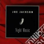 NIGHT MUSIC cd musicale di JACKSON JOE