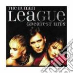 GREATEST HITS cd musicale di League Human