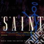 THE SAINT/IL SANTO-Ristampa cd musicale di O.S.T.