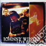Johnny Winter - Live In Nyc '97 cd musicale di WINTER JOHNNY