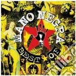 Mano Negra - Best Of cd musicale di Negra Mano