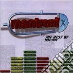 Mantronix - The Best Of Mantronix cd musicale di Mantronix