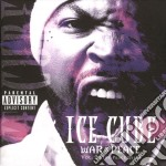 Ice Cube - War And Peace Vol. 2 cd musicale di ICE CUBE