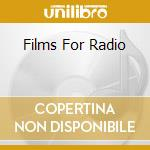 FILMS FOR RADIO cd musicale di OVER THE RHINE