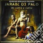 DE VUELTA Y VUELTA cd musicale di JARABE DE PALO